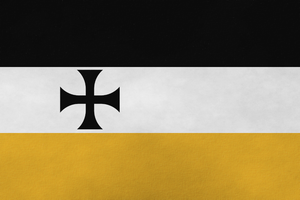 Prussia-Brandenburg - flag by Neethis