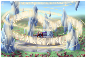 SoC: Amaranthine Sanctuary by AealZX