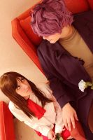 .Ib - Alone together by manservant-merlin