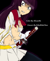 Kagura Mikazuchi~ Breaking Point by RLawt0n