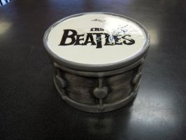 Ringo's Drum Box by felinestein