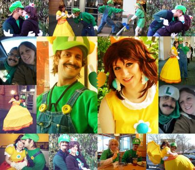 One Year Together by BeCos-We-Can-Cosplay