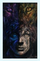 Tyrion Lannister - Game of Thrones by TERRIBLEart