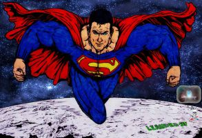 Superman The Sky Is No Limit    colab by CDL113