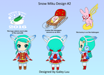 2016 Snow Miku second submission by HandxPalm