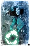 Shego in Winterland by MachSabre