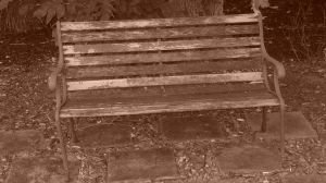 The Bench that never Was by twilight303028