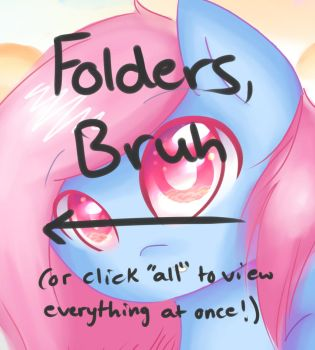 Folders thing by FeatherWishMLP
