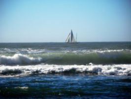 A dream to sail away... by sscarpaci