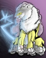 Raikou by chicken-stalker