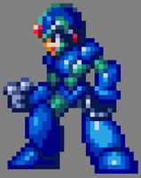 MMZ X with X Series feet. ( Updated ) by MegaManGamer123