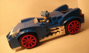 Lego Speed Star 10 by TheEvstar