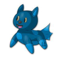 Fakemon - Pupool by LastingCarnage