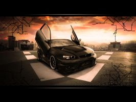 Nissan skyline R34 by RS--Design