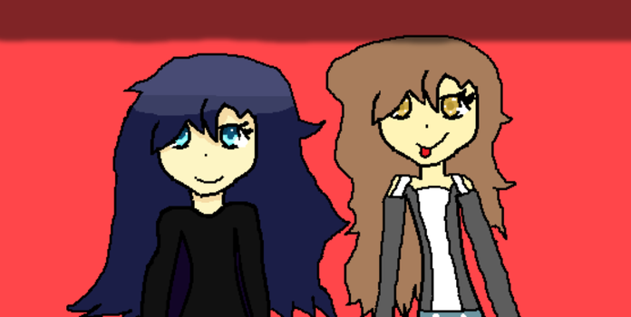 funneh and gold by LIZZY190