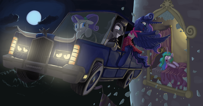 The NightMare is Young by Mick-o-Maikeru