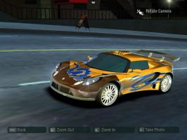 NFS Carbon - My Lotus Elise 1 by B737TheAirliner