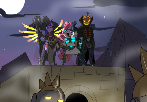 Terror Time by Metal-Kitty