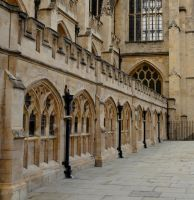 Bath Abbey by NickField