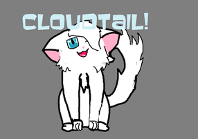 cloudtail by theAWSOMEpeace