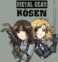 Metal Gear Kosen by stkosen