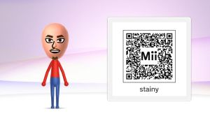 Stainy Mii by SuperLeboy