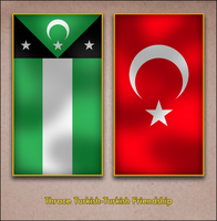 Thrace  Turkish Friendship by AY-Deezy