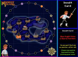 Monkey Island Board Game by jukajo