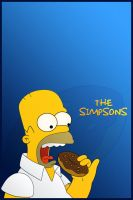 iPhone-wallpaper-homer by Gabrydesign