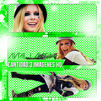 Avril Lavigne Pack PNG 60 by DaniielDavalos