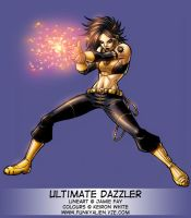 Collab - Ultimate Dazzler by funkyalien