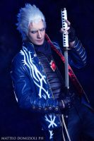 Vergil - Devil May Cry 3 - So good to be BACK! by LeonChiroCosplayArt