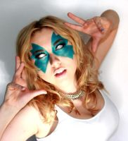 DAZZLER - Make-up test 1 by Sheik19