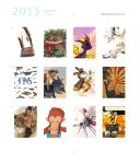 2013 Summary of Art by ashiong