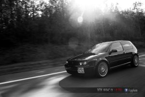 VW Golf 4 IV 1.9 TDI by cpphoto