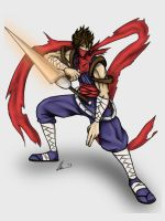 strider hiryu. by des522