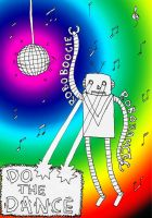 Do the robot dance by paldipaldi