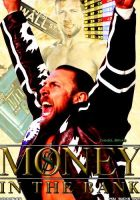 Money In The Bank 2012 custom poster. by javidogui