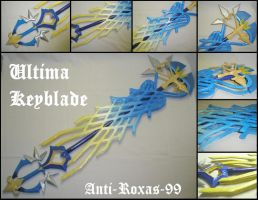 Ultima Keyblade by Anti-Roxas-99