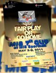 fair play or go home . POSTER by Foxcun