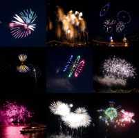 Fireworks collection by Mintberry-Crunch