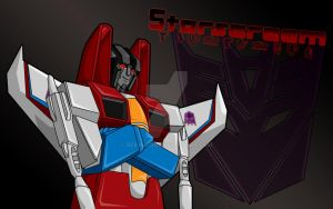 TF:G1 Starscream by Reb3llion