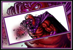 Magneto by TaylorGarrity