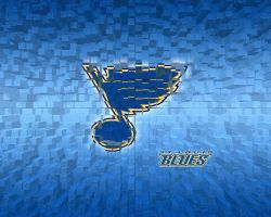 st louis blues by AladineSalame