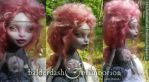 Monster High doll customization / repaint by jen-jamieson