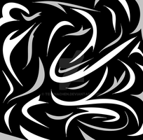 Abstract Swirls by TerenaChen