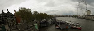 View from Westminster Bridge by AgtBauer24