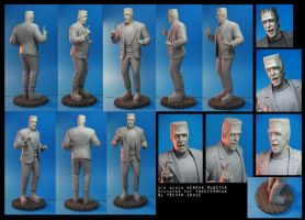 1:6 Herman Munster by TrevorGrove