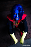 Nightcrawler (X-Men Evolution) by EmilyScissorhands