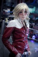 COSPLAY-TIGERBUNNY:BARNABY00 by yolkler